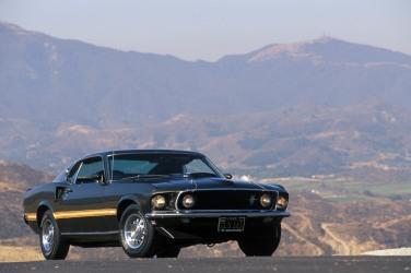 1969 Mach 1