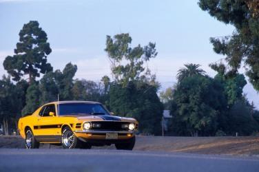 1970 Mach 1 Twister