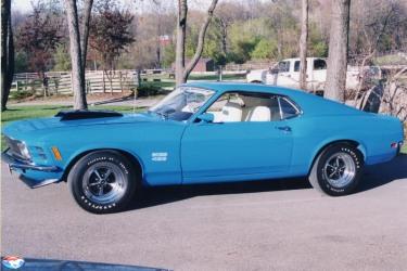 Ford Mustang History: 1970 | Shnack.com