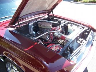1968 Fastback engine