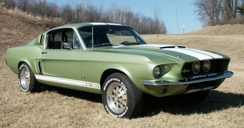 1967 GT350
