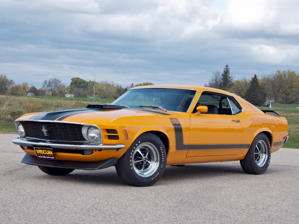 1968 Ford Mustang For Sale >> Ford Mustang History: 1970 | Shnack.com