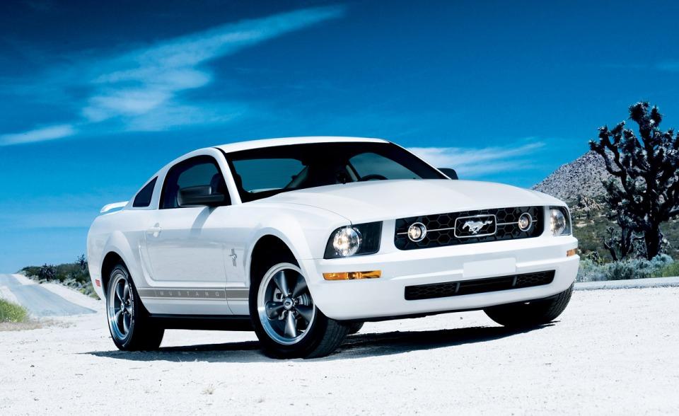 Ford Mustang History 2006 Shnack Com