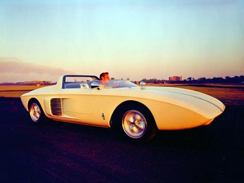 1962 Mustang