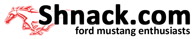 Shnack.com - Ford Mustang Enthusiasts