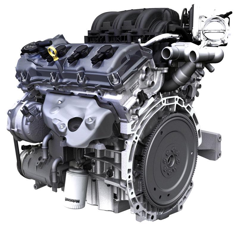 2011 Mustang Gets 3.7 Liter Duratec DOHC V6