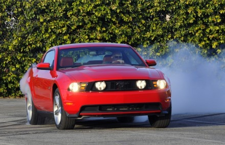Factory Track Pack Now Available for 2010 Ford Mustang