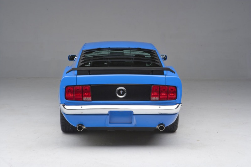 Retrobuilt Classic Boss 302 Conversion For The S197 Mustang