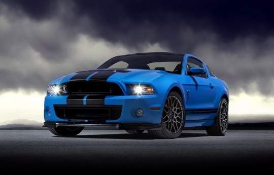 2013 Shelby GT500