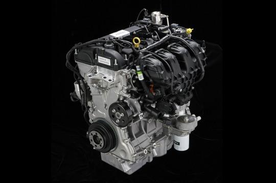 Ford EcoBoost 4-cylinder