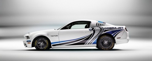 Mustang Cobra Jet Twin-Turbo Concept