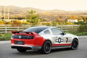 2013 'Red Tails' Edition Mustang GT