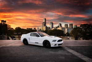 2014 Muscle Mustangs & Fast Fords Cover Car