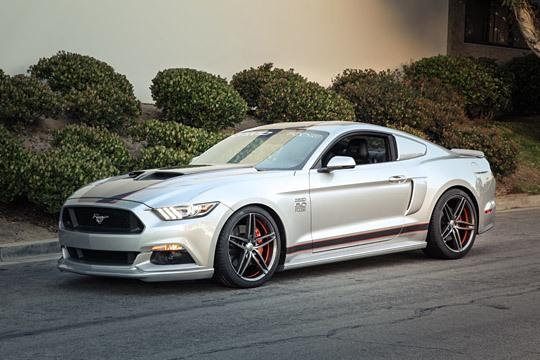 2015 MMD by Foose Mustang