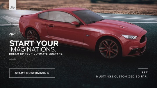 Mustang Customizer
