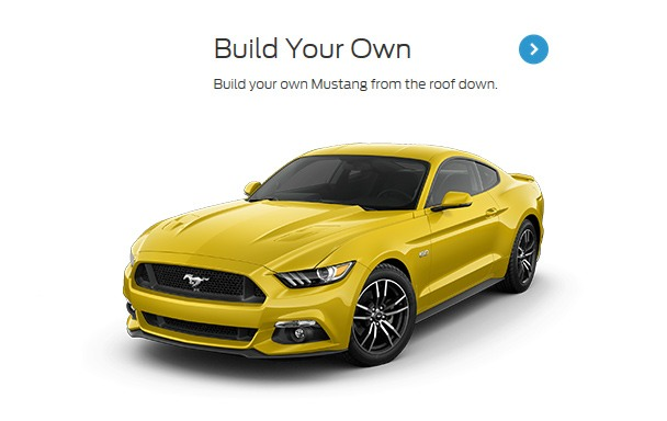 2017 Ford Mustang Configurator