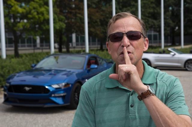 Steve Von Foerster - Mustang Quiet Exhaust